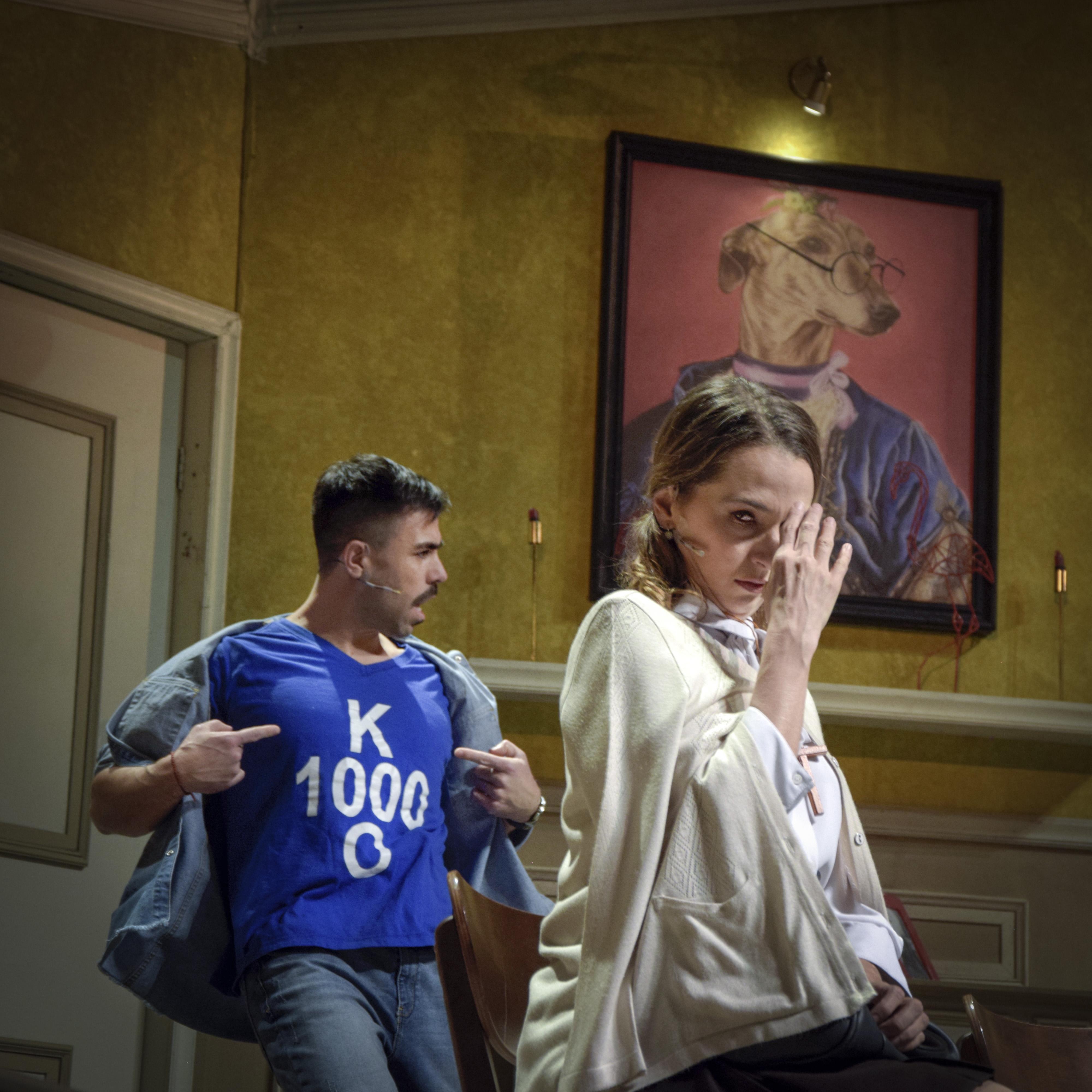 Paola Arrioja: el teatro nos hace mejores seres humanos cada día